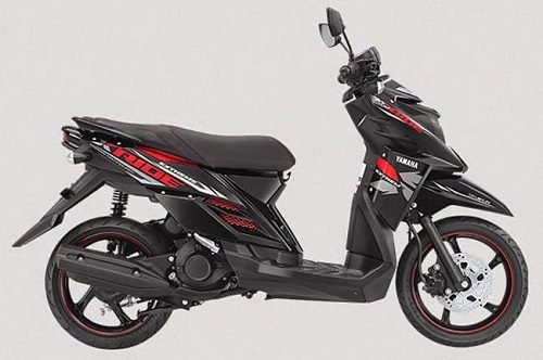 Yamaha-X-Ride-Advennture-Black