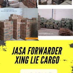 jasa forwarder all in door to door